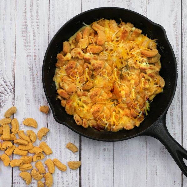 Easy Peasy Skillet Mac and Cheese